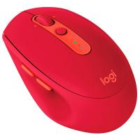 Мышь Logitech M590 Multi-Device Silent  USB Red